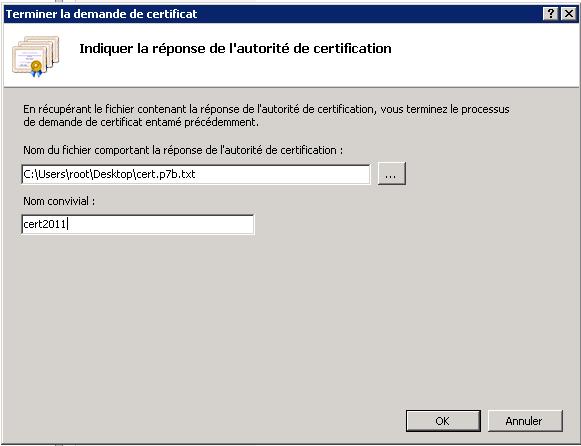Microsoft IIS7 SSL