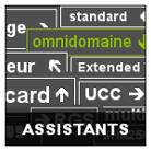 Assistants - Sélectionnez le certificat qui vous convient