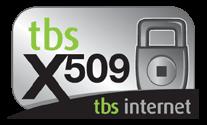 tbs x509
