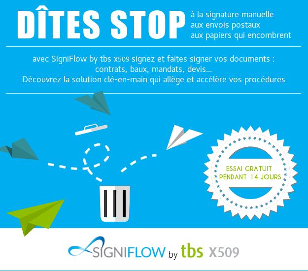 SigniFlow By TBS X509
