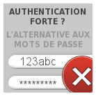 Authentification forte par certificat client